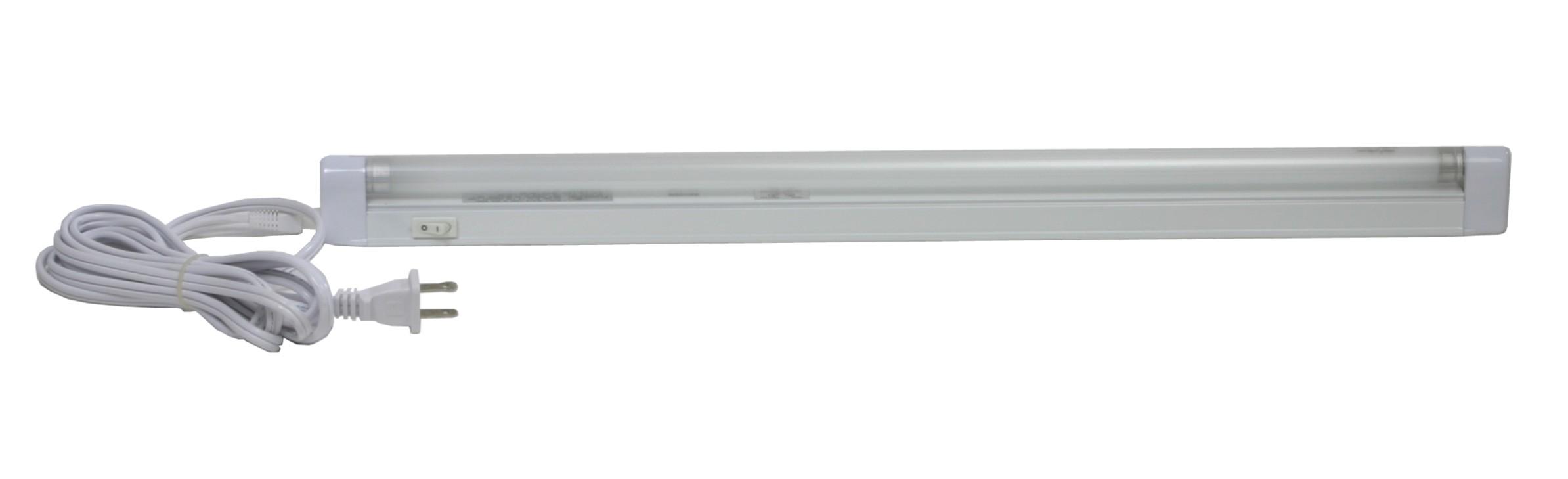 Replacing With Led Fc 3560 356 16 Watt White Slimline Fluorescent Fixture